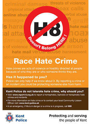 Race-hate-crime
